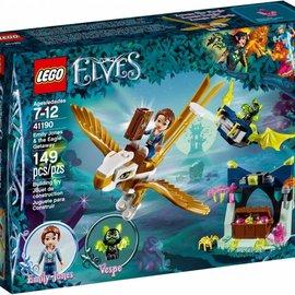 Lego Lego 41190 Emily Jones en de adelaarsontsnapping