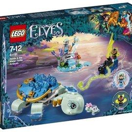 Lego Lego 41191 Naida en de waterschildpad hinderlaag