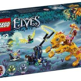 Lego Lego 41192 Azari en de vangst van de vuurleeuw