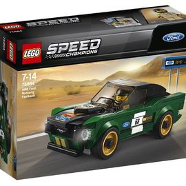 Lego Lego 75884 Ford Mustang Fastback
