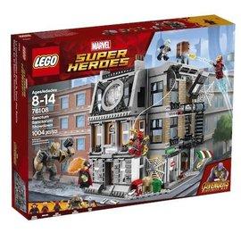 Lego Lego 76108 Sanctum  Sanctorium Showdown