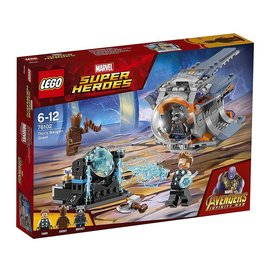 Lego Lego 76102 Thor's Weapon Quest