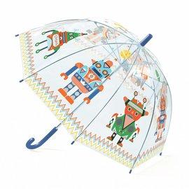 Djeco Djeco Paraplu - Robots