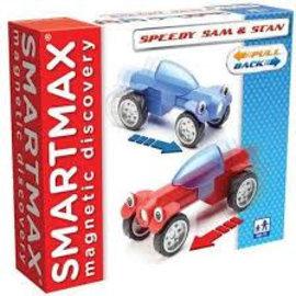 Smartmax Smartmax magnetisch Speedy Sam en Stan
