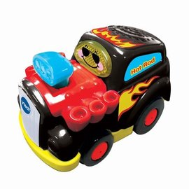 Vtech Vtech Toet Toet auto Hennie Hot Rod