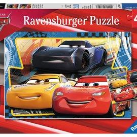 Ravensburger Ravensburger puzzel Cars 3 (2x 24 stukjes)