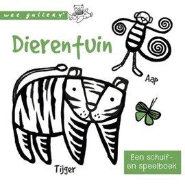 Boek Dierentuin (met schuifpuzzel)