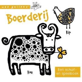 Boek Boerderij (met schuifpuzzel)