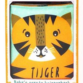Boek Tijger (knuffel- en knisperboekje)