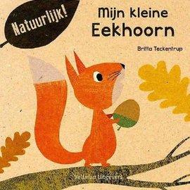Boek Mijn kleine eekhoorn (eco kartonboek)