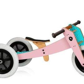 Wishbone Wishbone Bike 3in1 - Pink (roze)