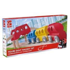 Hape Hape Figuren achtvormige spoorweg