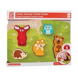 Hape Hape bos dieren voel puzzel