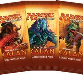 "Magic the Gathering - Ixalan Block ""Rivals of Ixalan pakjes"