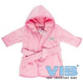 Very Important Baby Very Important baby - Badjas roze