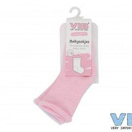 Very Important Baby Very Important Baby - 2 paar sokjes wit en roze