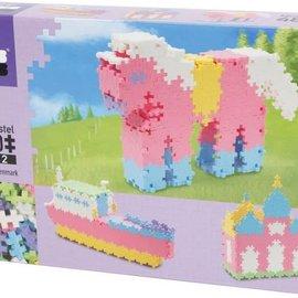 Plus-Plus Plus Plus mini pastel (3722)
