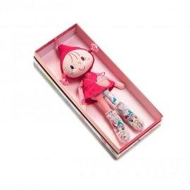 lilliputiens Roodkapje mini pop