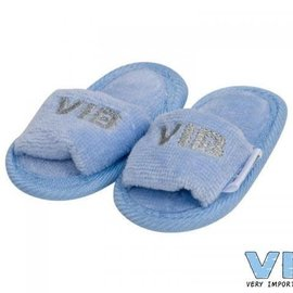 Very Important Baby Very Important Baby - Baby slipper blauw