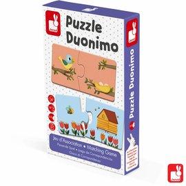 Janod Janod Puzzel Duonimo