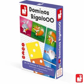 Janod Janod Dominos Rigolooo