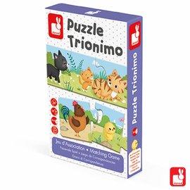 Janod Janod Puzzel Trionimo