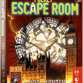 999 Games 999 Games Pocket Escape Room - Het lot van London