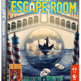 999 Games 999 Games Pocket Escape Room - Diefstal in Venetië
