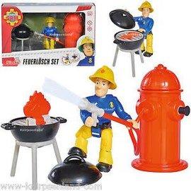 Brandweerman Sam Brandweerman Sam Speelset Sam in Actie