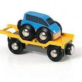 Brio Brio Autotransporter met oprijplaat