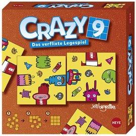 Heye Heye Crazy 9 Doodles puzzelspel