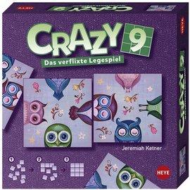 Heye Heye Crazy 9 Owl ( uilen ) puzzelspel