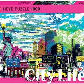 Heye Heye I Love New York 1000 stukjes