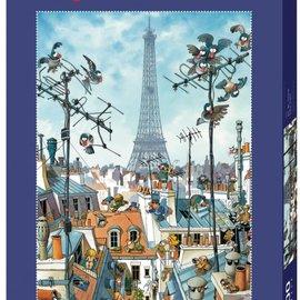 Heye Heye Eiffel Tower 1000 stukjes