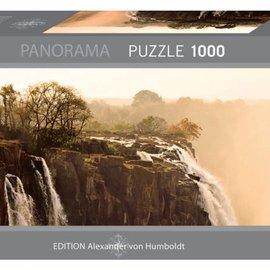 Heye Heye Panorama Elephant  1000 stukjes