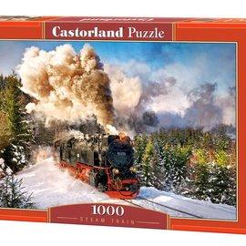 Castorland Castorland Stoomtrein (1000 stukjes)