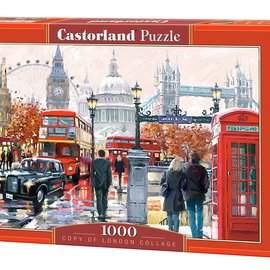Castorland Castorland Londen (1000 stukjes)