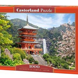 Castorland Castorland Seiganto-ji-Tempel (1000 stukjes)