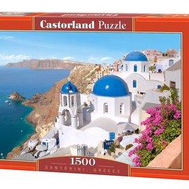 Castorland Castorland Santorini, Griekenland (1500 stukjes)