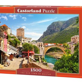 Castorland Castorland The old town of Mostar (1500 stukjes)