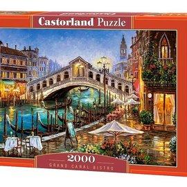 Castorland Castorland Grand Canal Bistro (2000 stukjes)
