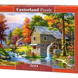 Castorland Castorland Old Sutter's mill (500 stukjes)