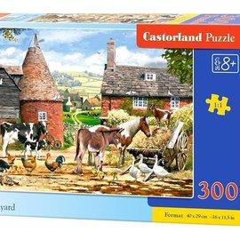 Castorland Castorland Boerderij (300 stukjes)