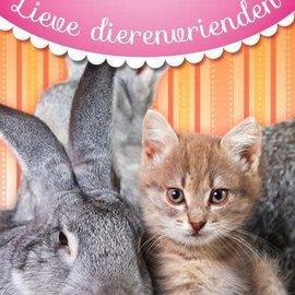 Tactic Selecta Lieve dierenvrienden kleurboek