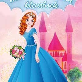 Tactic Selecta Mooie prinsessen kleurboek