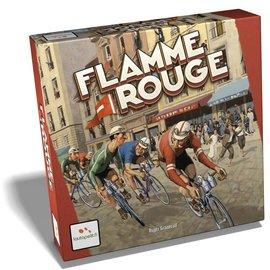 Lautapelit Flamme Rouge Wielerenspel