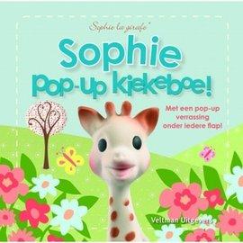 Sophie de Giraf Sophie de Giraf pop-up boekje: Kiekeboe