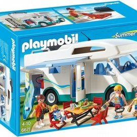 Playmobil Playmobil - Grote camper (6671)