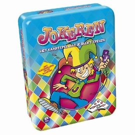 Identity Games Jokeren (kaartspel in blik)