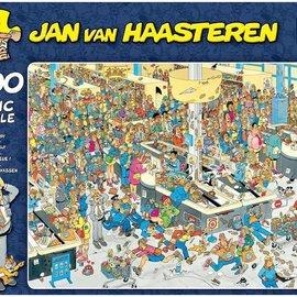 Jumbo Jan van Haasteren - Kassa Erbij (2000 stukjes)